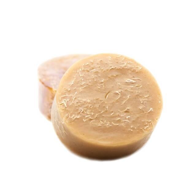 φυσικο σφουγγάρι λούφας με σαπούνι