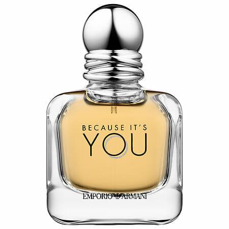 άρωμα τύπου because it's you του Emporio Armani χύμα άρωμα