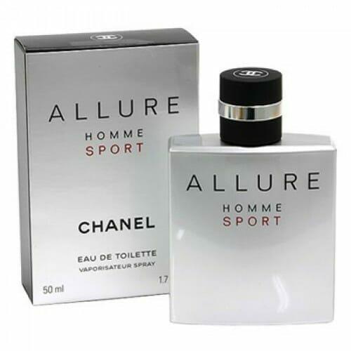 άρωμα τύπου allure sport της chanel χύμα άρωμα