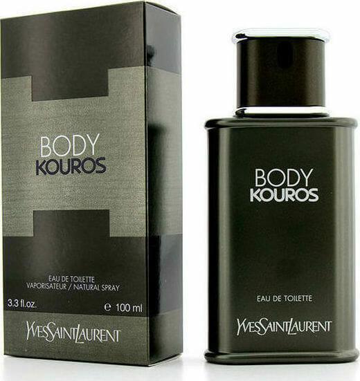 άρωμα τύπου body kouros του yves saint laurent χύμα άρωμα