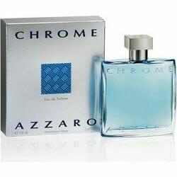 άρωμα τύπου chrome azzaro χύμα άρωμα