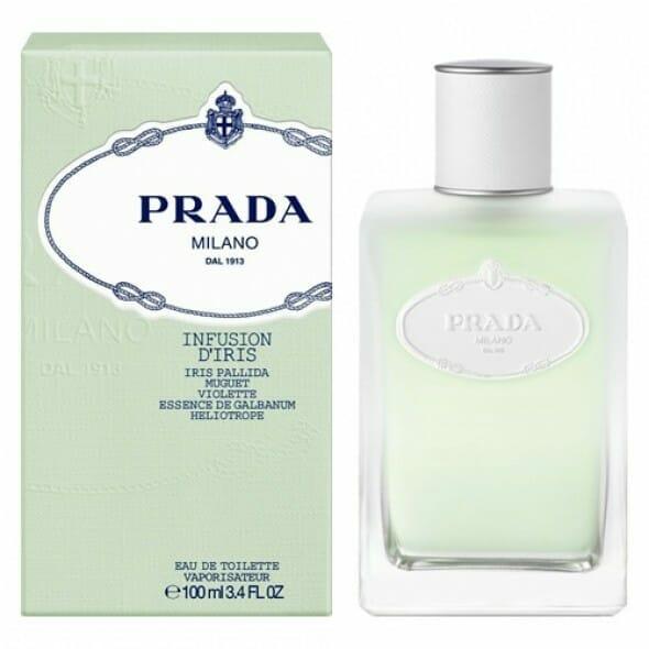 άρωμα τύπου infusion d'iris του Prada χύμα άρωμα