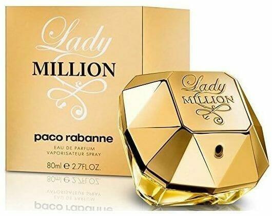άρωμα τύπου lady million του paco rabanne χύμα άρωμα