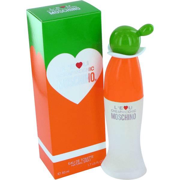 άρωμα τύπου l'eau cheap and chic του Moscnino χύμα άρωμα