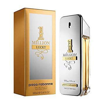 one million lucky paco rabanne