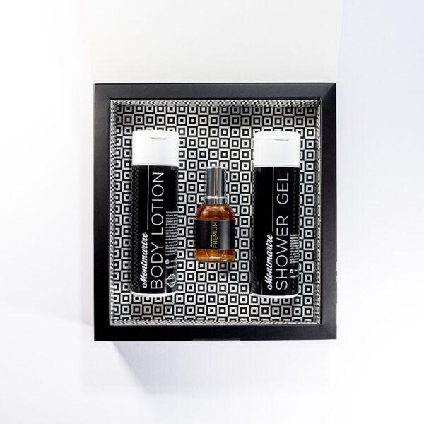 Christmas Box - Άρωμα, Bodylotion & Αφρόλουτρο Premium